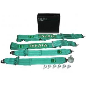 TAKATA MPH-341 4 POINT HARNESS LONG SEAT BELT