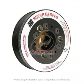 ATI DAMPER PULLEY - B16 STREET HONDA