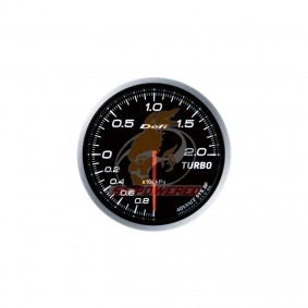 DEFI ADVANCE BF TURBO METER 60MM