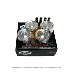 CP PISTON SET 86.5MM HONDA ACURA K20A 2001-2006