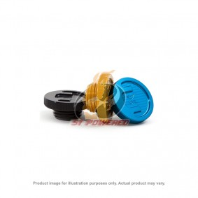 COBB TUNING OIL CAP BILLET SUBARU (BLUE)