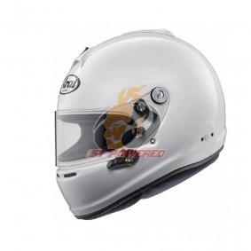 ARAI HELMET GP-6S SERIES WHITE MODEL