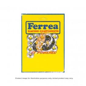 FERREA RETAINERS (TITANIUM) - MITSUBISHI EVOLUTION VIII (2003 - 2007)