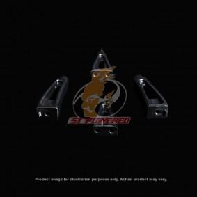 BOOST LOGIC SOLID TRANSMISSION MOUNT KIT NISSAN GTR R35 2009-PRESENT