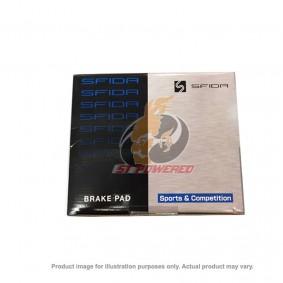 APP BRAKE PAD KIT SFIDIA TYPE-SR NISSAN R35 2008-PRESENT(REAR)