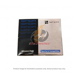 APP BRAKE PAD KIT SFIDIA TYPE-SA HONDA INTEGRA DC5 2001-2006(FRONT)