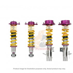 KW SUSPENSION CLUBSPORT COILOVERS VW GOLF MODELS