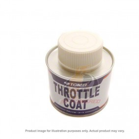TOMEI THROTTLE COAT