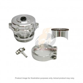 TIAL Q BLOW OFF VALVE 10 PSI SILVER