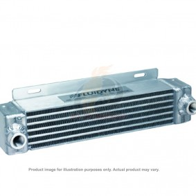 FLUIDYNE TRANSMISSION AND DIFFERENTIAL OIL COOLER