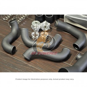 BOOST LOGIC INTERCOOLER PIPE KIT NISSAN R35 GTR 2009-PRESENT
