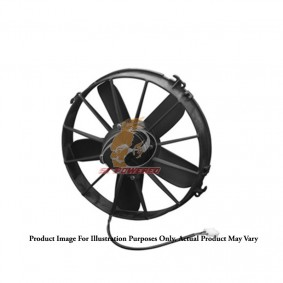 "SPAL 30102061 9""P HIGH PERFORMANCE FAN"