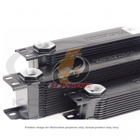 KOYO UNIVERSAL OIL COOLER - 15 ROW CORE SIZE