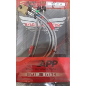 APP BRAKE LINE SET FOR NISSAN GTR R35