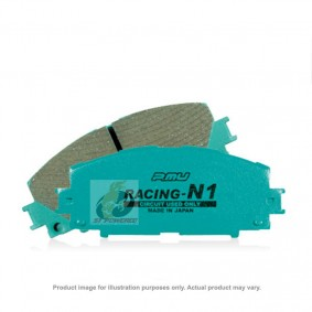 PMU BRAKE PAD - RACING N1 ON FRONT - MERCEDES A45